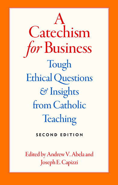 A Catechism for Business book cover