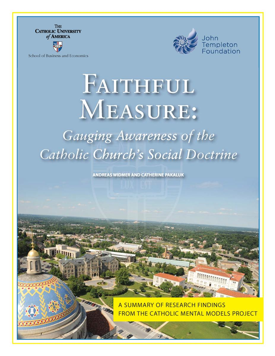 faithful measure cover