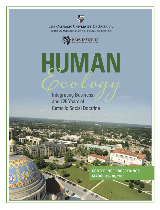 Human Ecology book cover