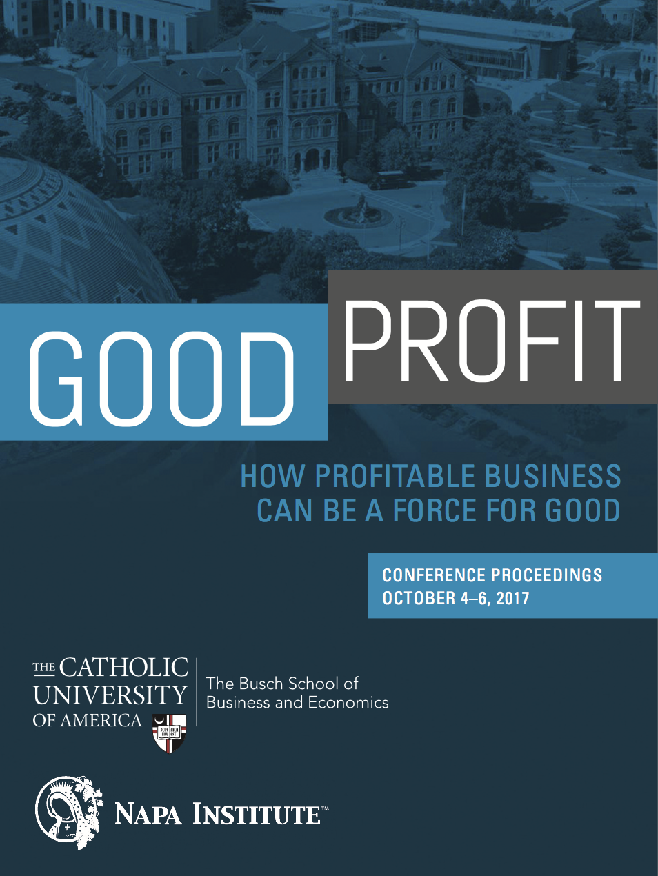 Good Profit book cover