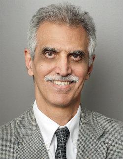Reza Saidi Headshot